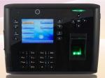Máy chấm công vân tay và thẻ kiểm soát cửa ra vào GIGATA TFT 700